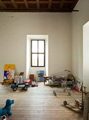 """Stillleben aus der Serie """"intérieurs"""" von Marcus Schwier"""