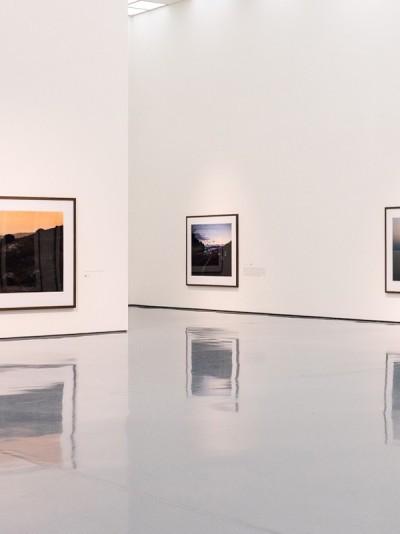 WIM WENDERS Landschaften. Photographien