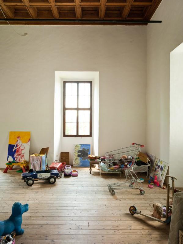 Homebase. Interieurs von Marcus Schwier