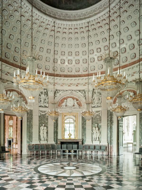 Schloss und Park Benrath im Hatje Cantz Verlag