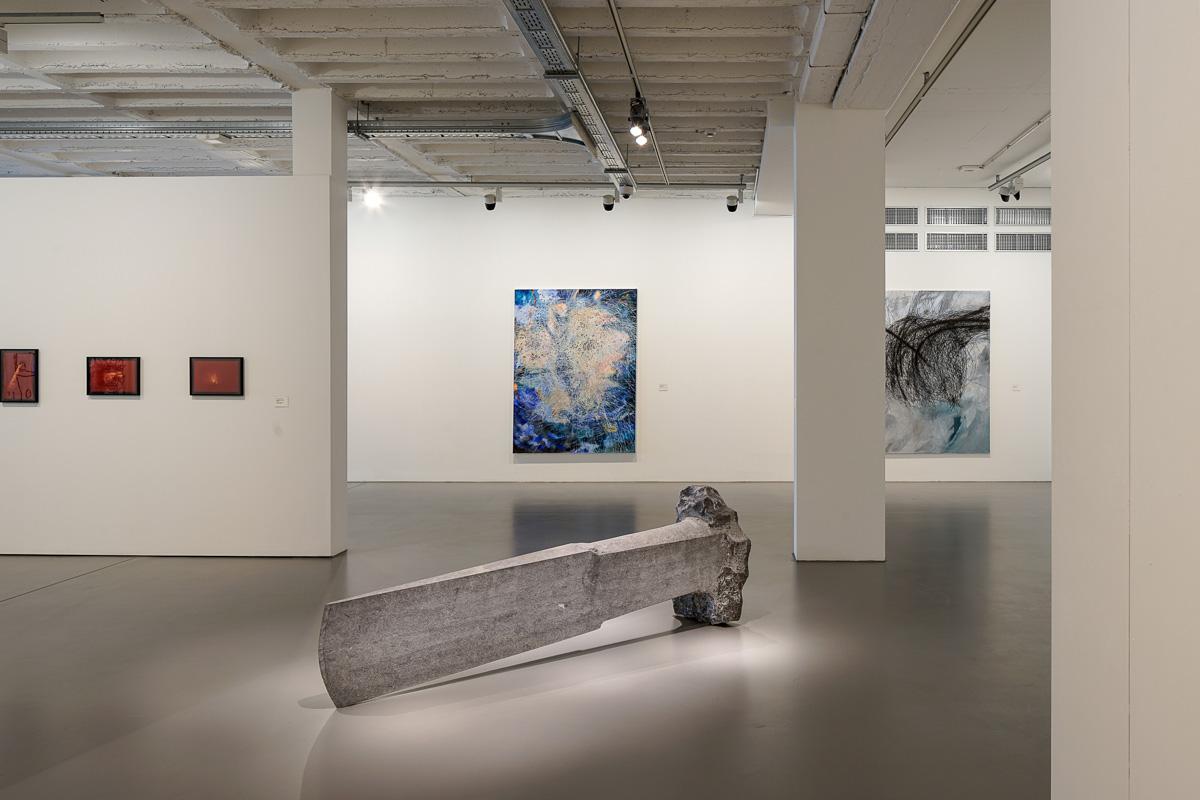 Renata Jaworska stellt aus: Spurensuche 7+7 im Kunstverein Singen / Kunstmuseum Singen