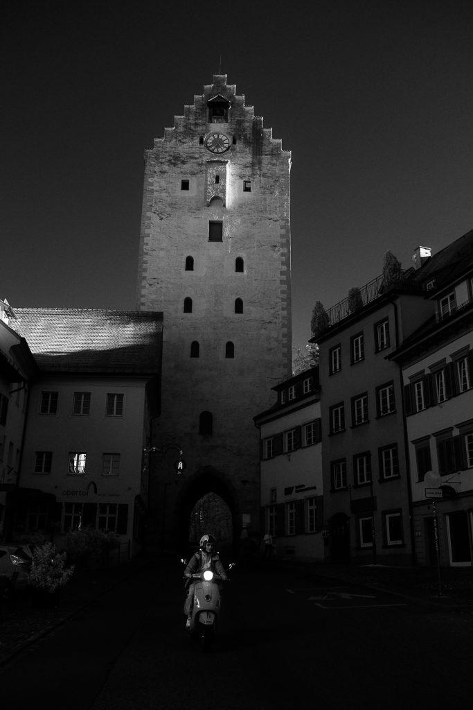 Fremde Blicke, ein Stadtportrait von Ravensburg von dem international bekannten Düsseldorfer Fotografen Marcus Schwier