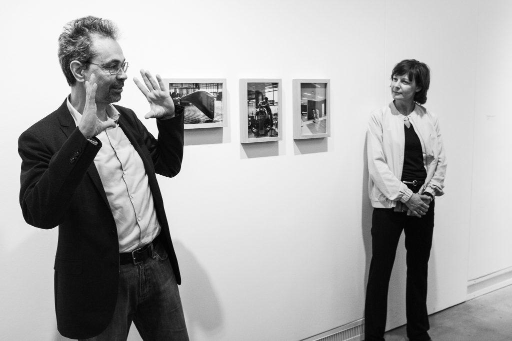 Künstlergespräch mit Fotograf Marcus Schwier