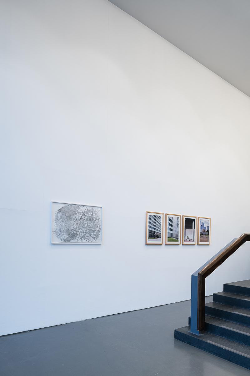 Treppenaufgang Kunsthalle Düsseldorf